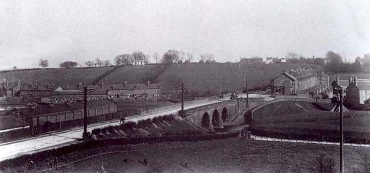 Harraby Bridge, Carlisle 1897